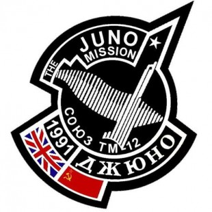 Juno mission patch