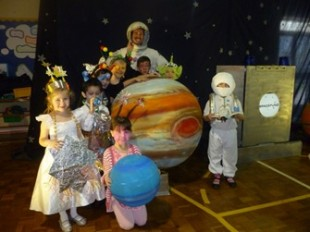 Image of Spacefund's 'Kids in space'