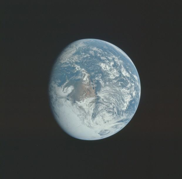 Credit: NASA/ Project Apollo Archive [Flickr]