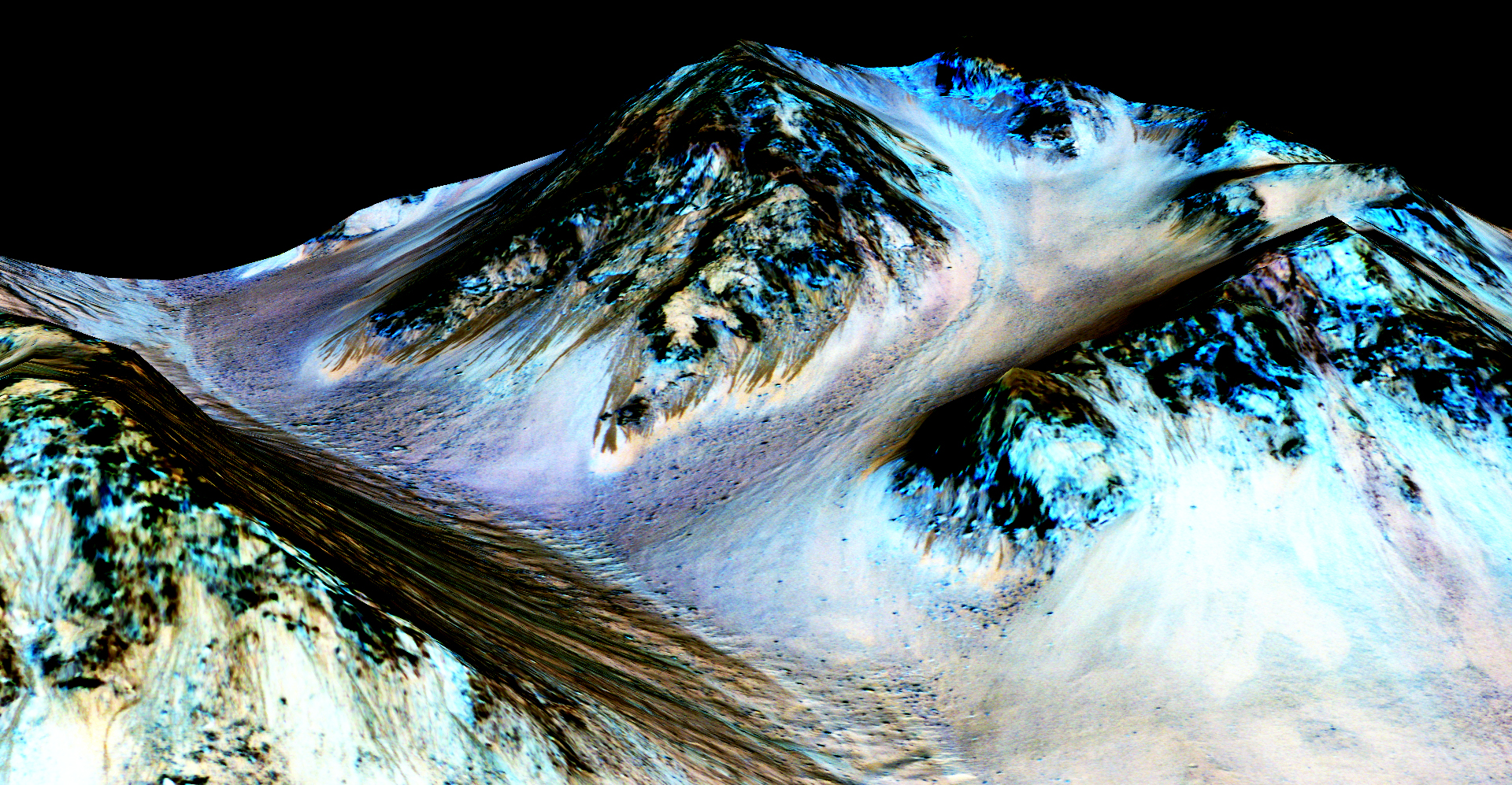 Credit NASA/JPL-Caltech/Univ. of Arizona