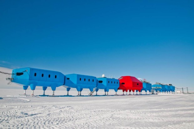 The British Antarctic Survey's Halley VI Research Station