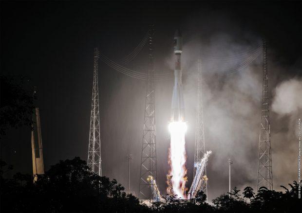 ESA/CNES/ARIANESPACE