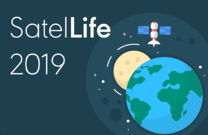 SatelLife 2019 logo