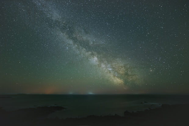 Milky Way Core (Prawle Point)